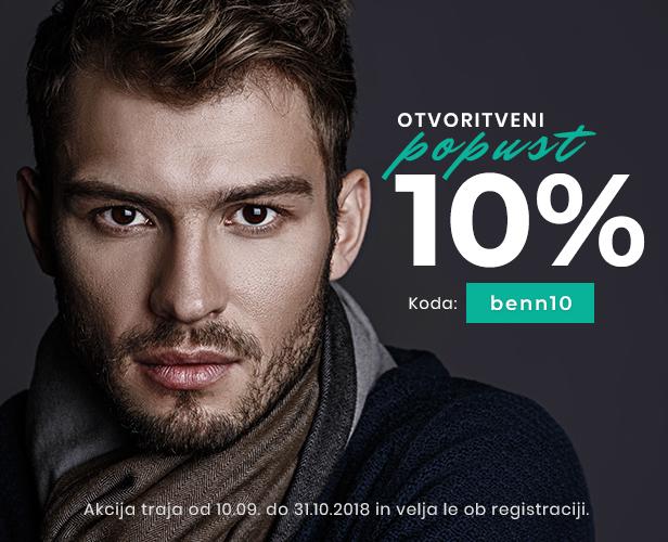 10% popust